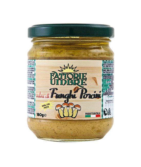 Salsa Funghi Porcini - Fattorie Umbre