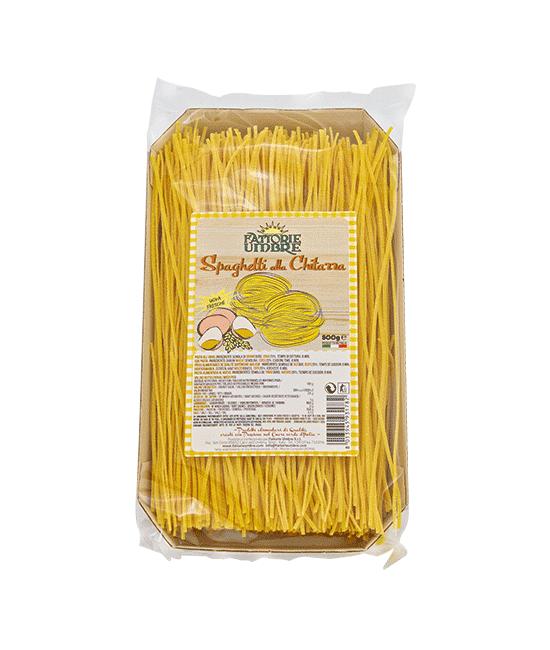 Spaghetti alla chitarra - Fattorie Umbre