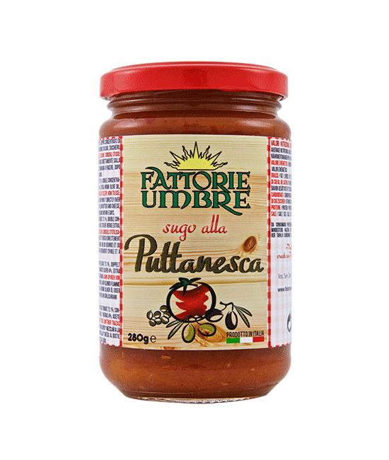 Sugo alla Puttanesca - Fattorie Umbre