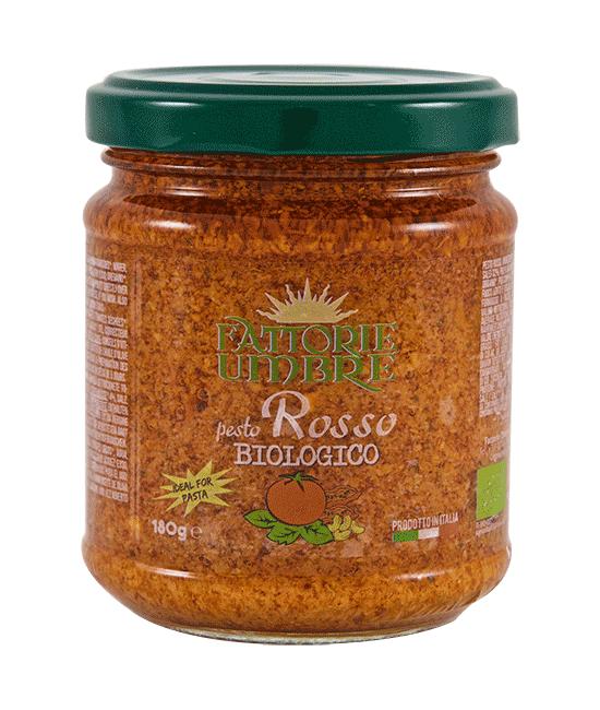 Pesto Rosso Biologico - Fattorie Umbre