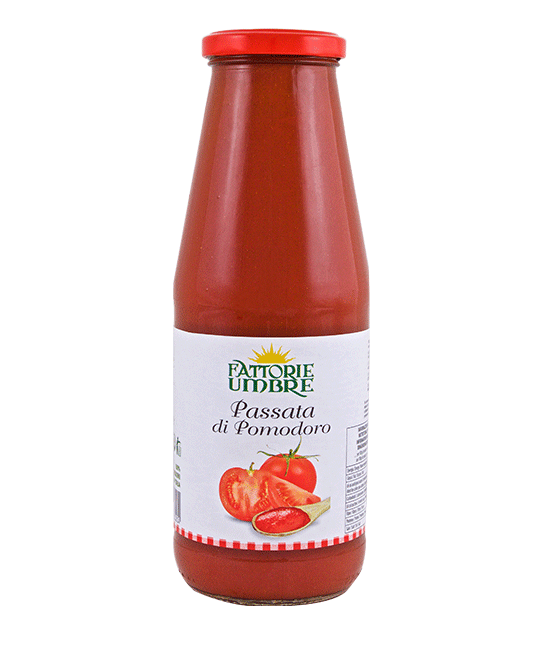 passata di pomodoro - Fattorie Umbre